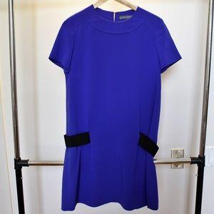 Proenza Schouler silk shirt dress
